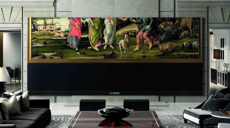 Телевизор C SEED 262