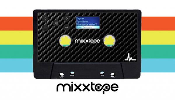 Ретро-плеер Mixxtape
