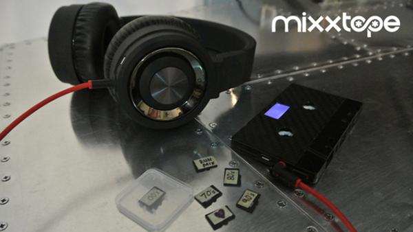 Mixxtape с поддержкой SD карты до 64 Гб