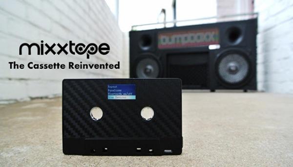 Mixxtape – используем как обыкновенную кассету