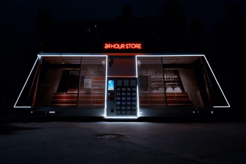 Moby – магазин на колёсах