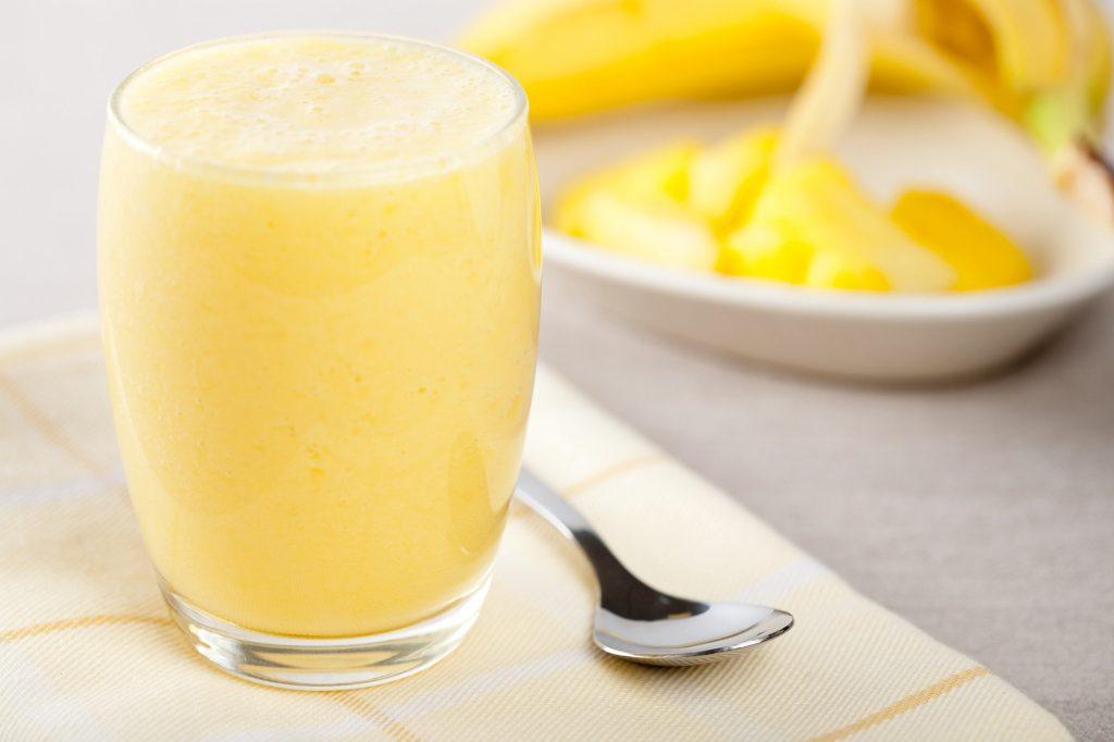 Смузі з банана і груші