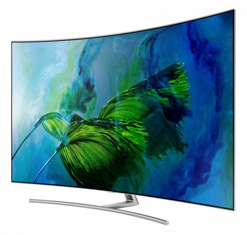Технология Precision Black / Samsung QE55Q8CAMUXUA