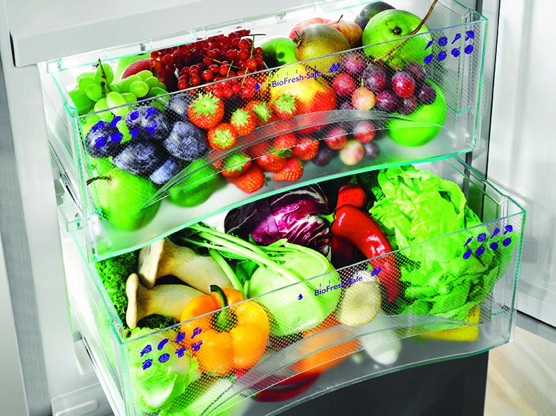 Ящики для овочів і фруктів / Liebherr CBNP 5156