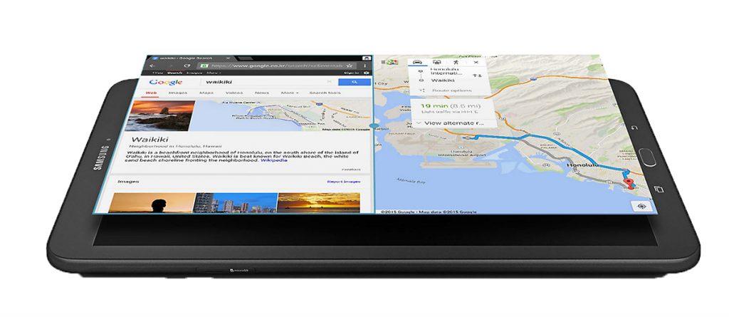 Багатовіконний режим / Samsung Galaxy Tab E