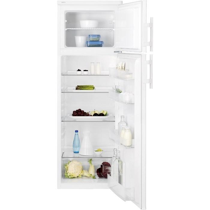 Верхнє розташування морозильної камери в холодильнику Electrolux EJ 2801 AOW2