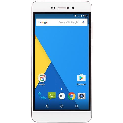 Білий смартфон для дитини