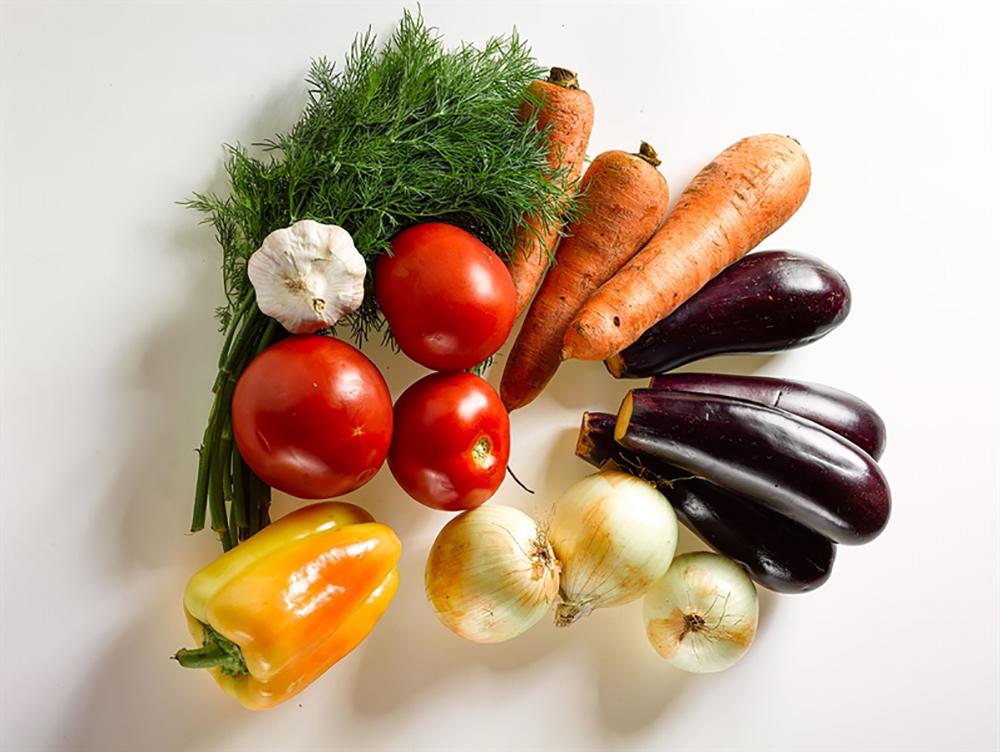 Продукти для овочевої ікри