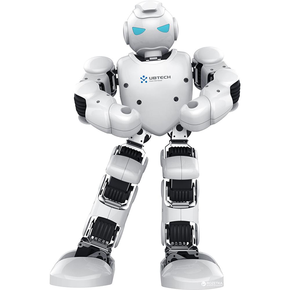 Робот UBTech Alpha 1 Pro - Зовнішній вигляд 2