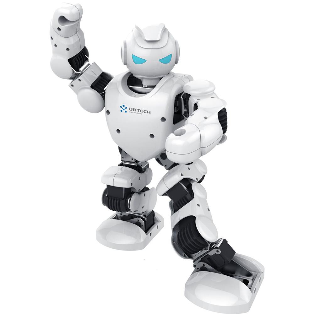 Робот UBTech Alpha 1 Pro - Зовнішній вигляд 1