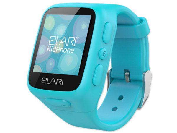 Смарт-годинник Elari KidPhone блакитний