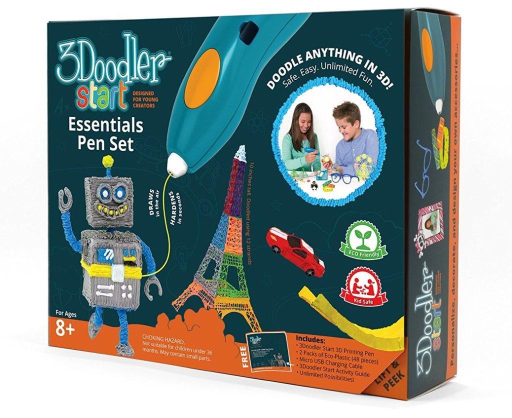 3D-ручка 3Doodler Start - вид в упаковці