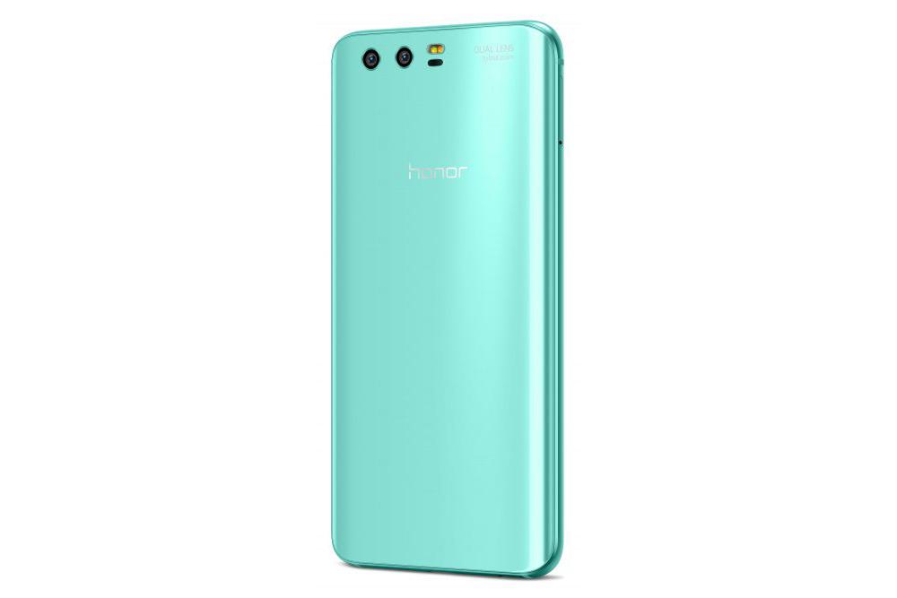 Смартфон Huawei Honor 9 - вид ззаду