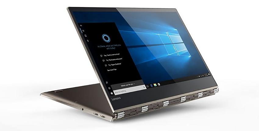 Ноутбук Lenovo Yoga 920 - зовнішній вигляд