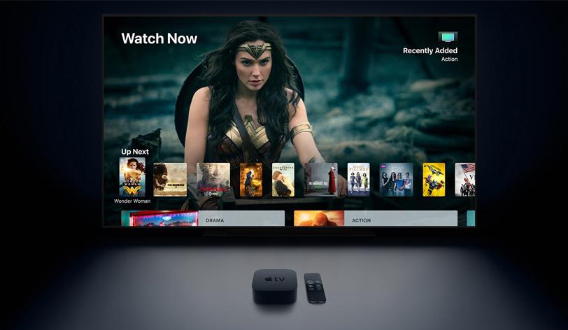 Демонстрація Apple TV 4K