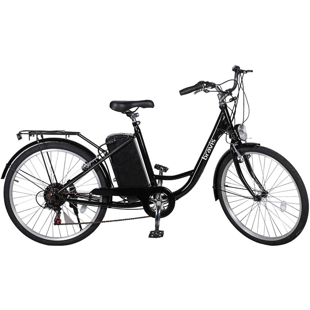Електровелосипед Bravis City