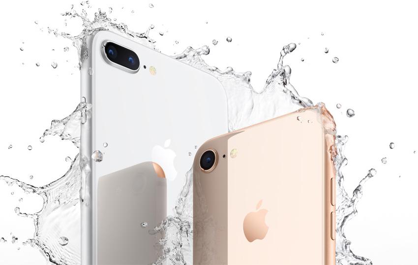 IPhone 8 Plus і IPhone 8