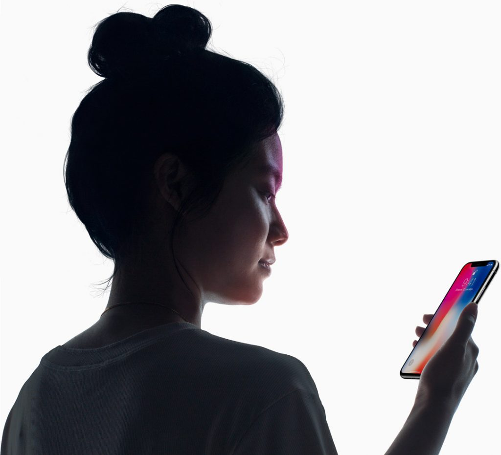 Функція Face ID в IPhone X
