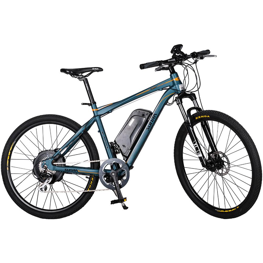 Електровелосипед Bravis Sunra