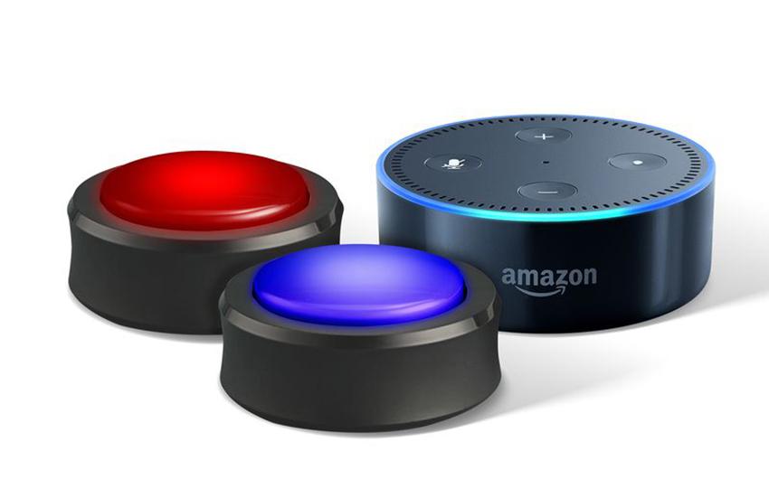 Amazon Echo-клавіші