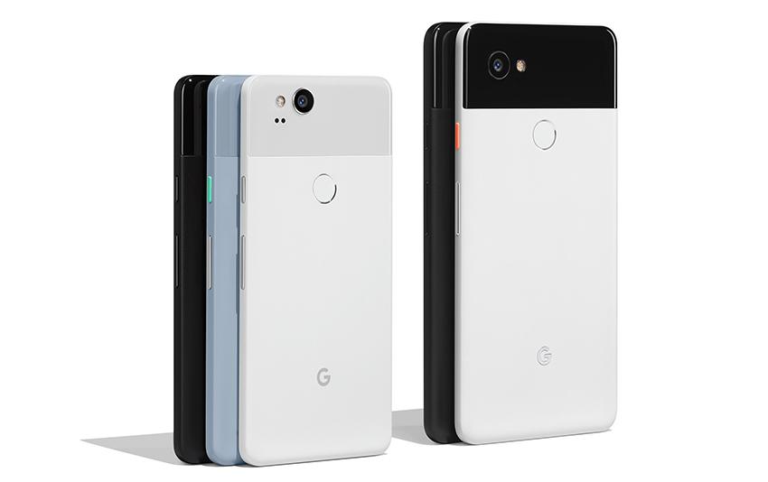 Смартфони Google Pixel 2 і Google Pixel 2 XL