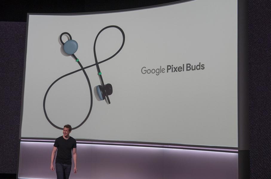 Презентація Google Pixel Buds