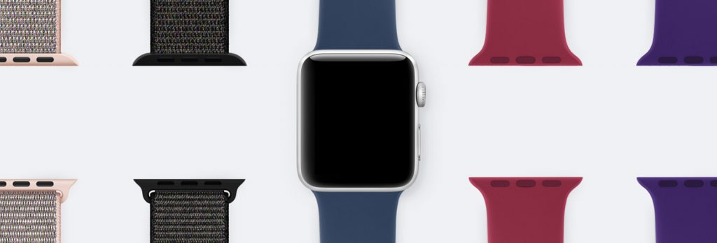 Дизайн Apple Watch Series 3