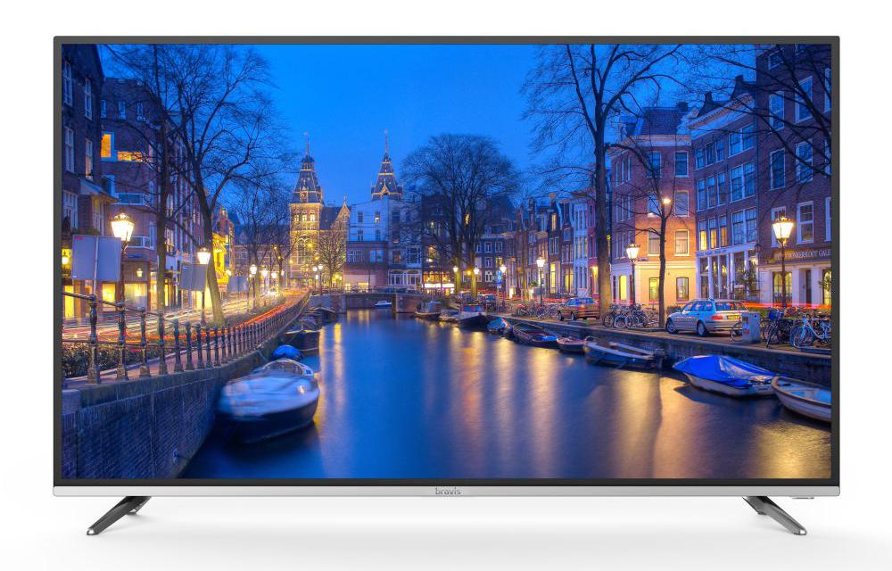 Телевізор BRAVIS UHD-45F6000
