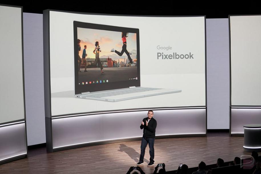 Презентація Google Pixelbook