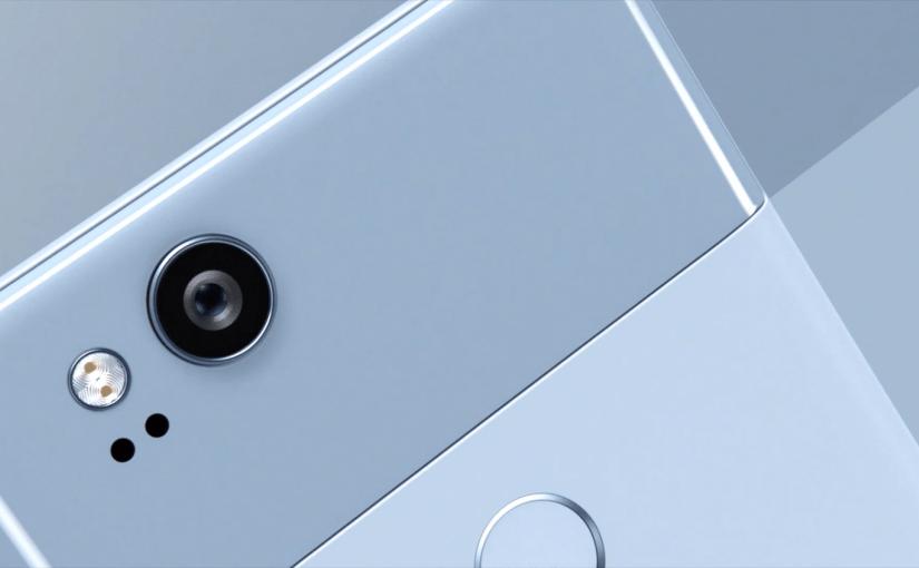 Задня камера Google Pixel 2