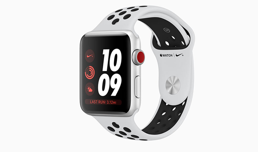 Apple Watch 3 серії Nike