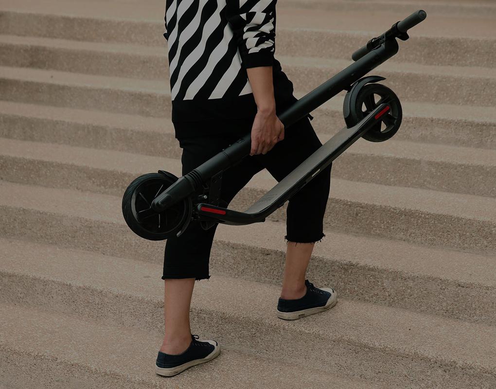 Електросамокат Segway KickScooter ES1 - фото