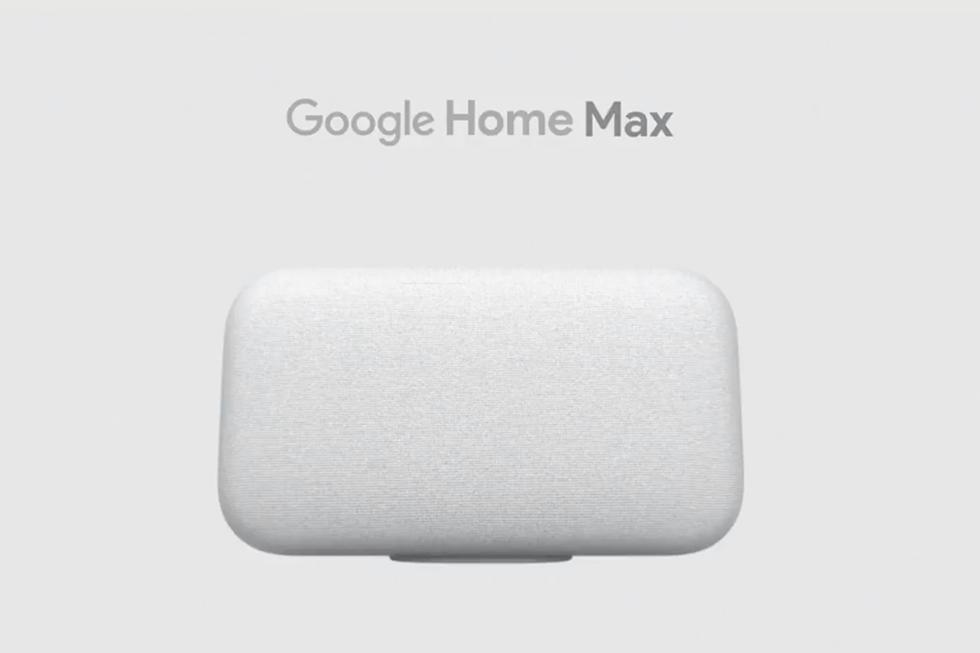 Розумна колонка Google Home Max