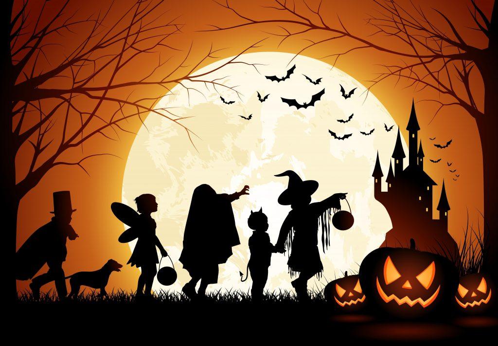Бажаємо всім найстрашнішого Хеллоуїна