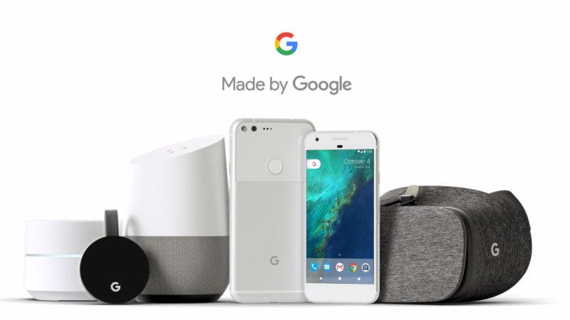 Всі новинки від Google