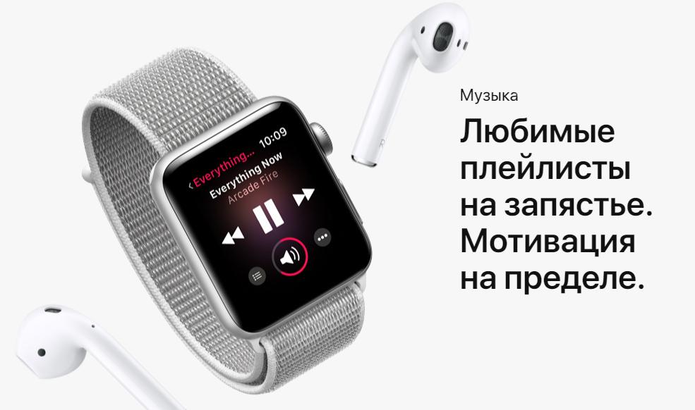 Приложение «Музыка»