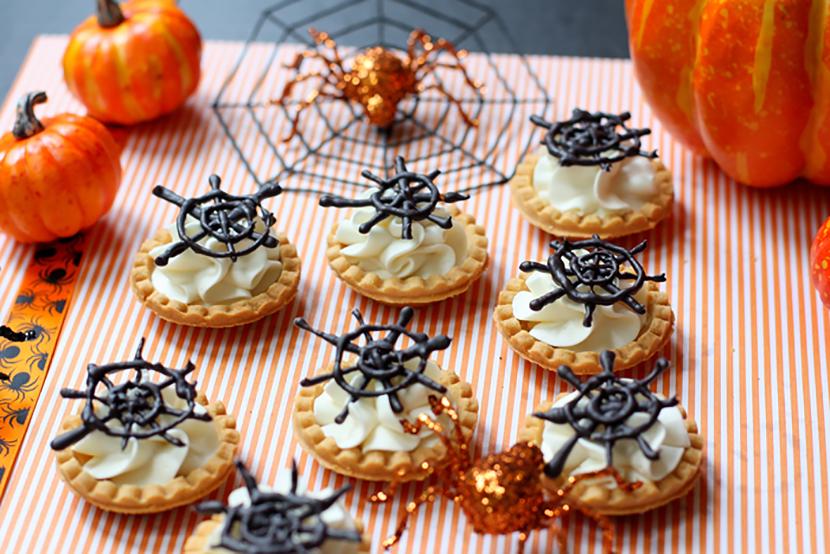 Печиво з павутинкою