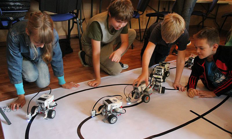 RoboLand для дітей