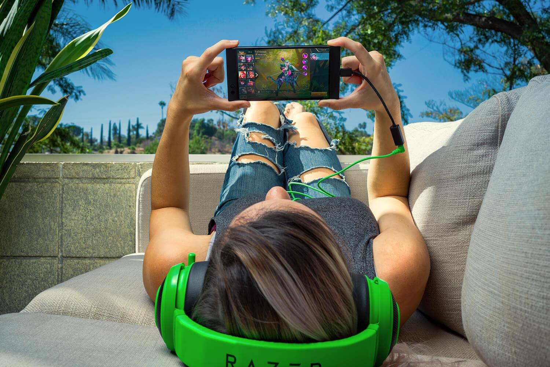 Смартфон для ігор від Razer