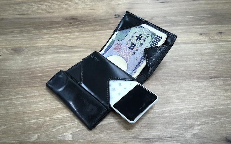 NichePhone-S в гаманці