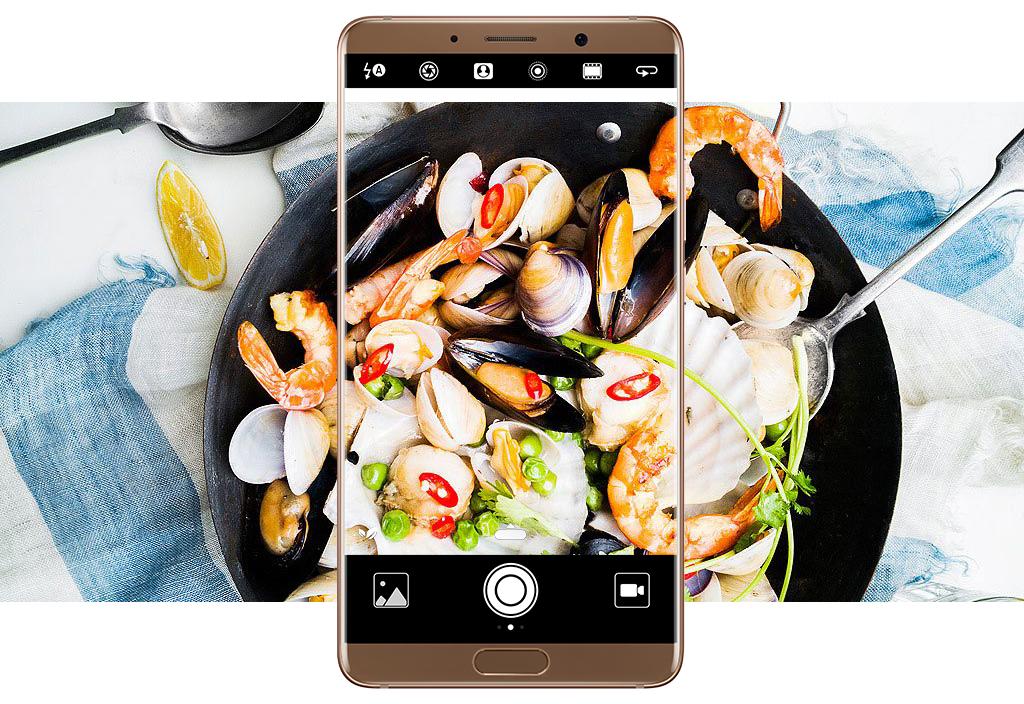 Фото їжі на Huawei Mate 10 Pro