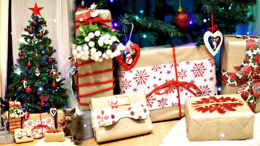 Упаковка подарунків