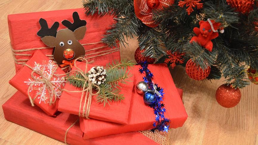 Приклад упаковки подарунків
