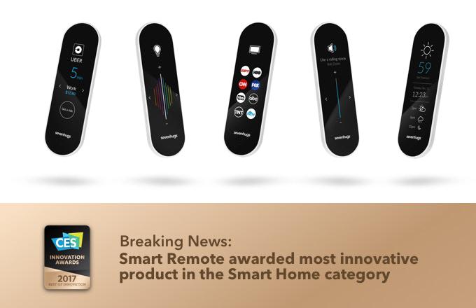 Універсальний пульт Sevenhugs Smart Remote