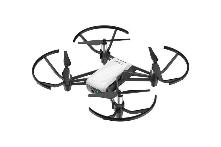 Ryze Tello Toy Drone вид збоку