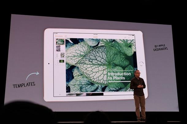 Зовнішній вигляд Apple iPad 9.7 2018