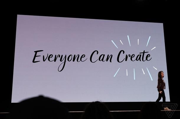 Кожен може створювати