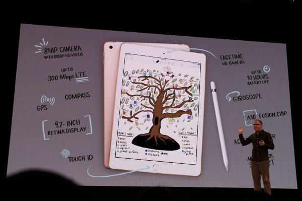 Особливості iPad 2018