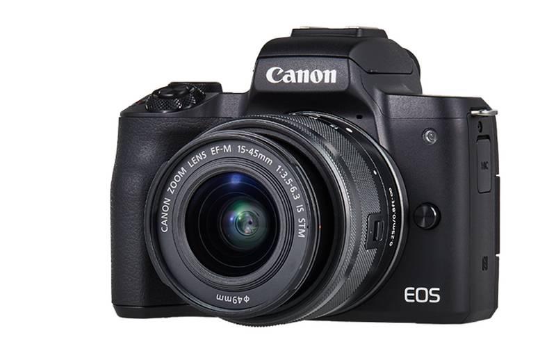 Бездзеркальна камера Canon EOS M50