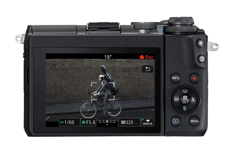 Бездзеркальна камера Canon EOS M6